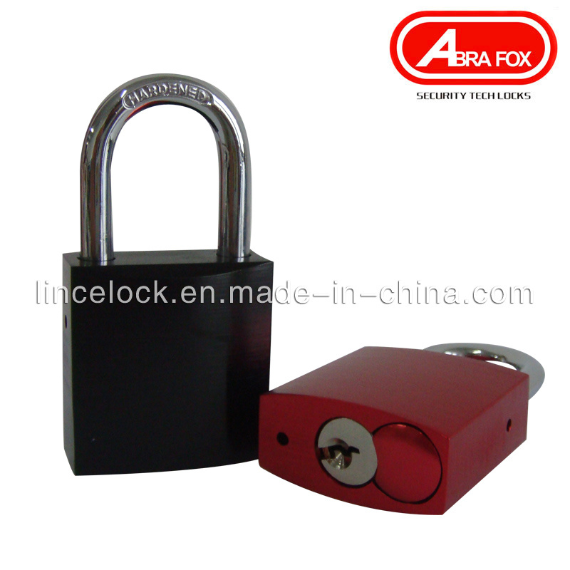 Padlock, Aluminum Alloy Padlock, Security Lock (610)