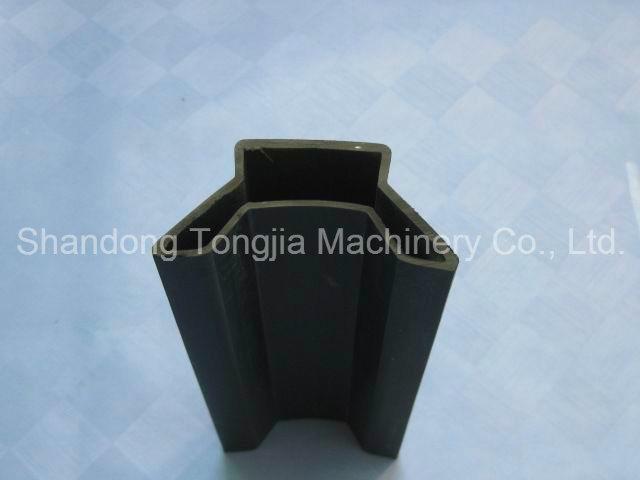 Plastic PVC Profile Extrusion Extruding Extruder Machine