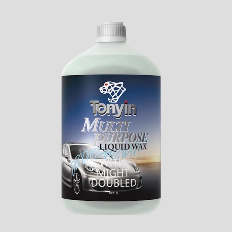 All Purpose Liquid Wax Made of Carnauba Wax with MSDS
