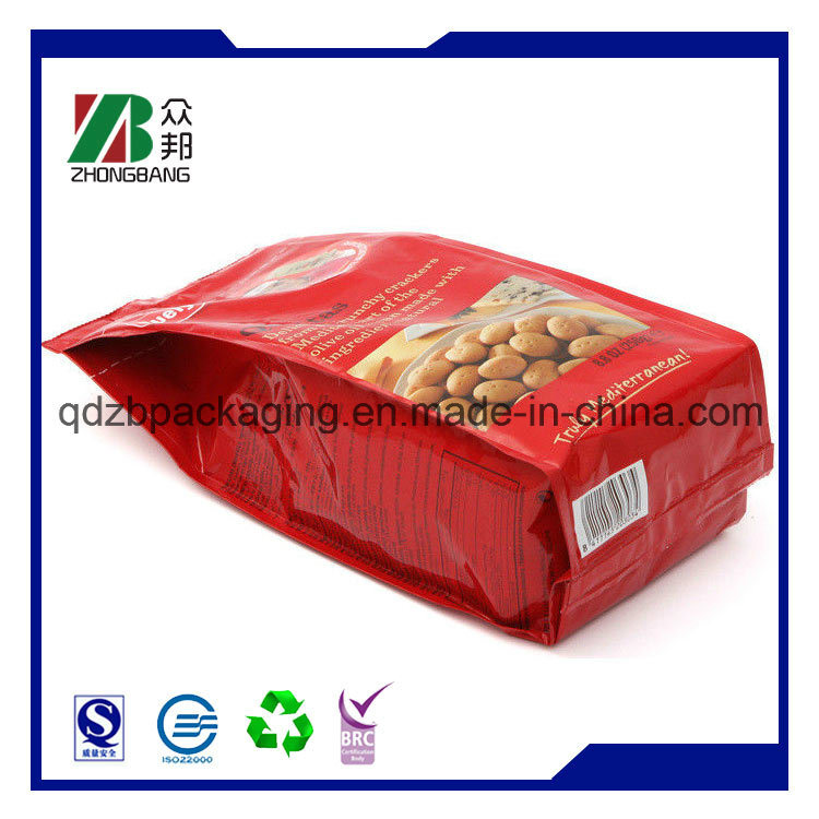 Snack Food Packing/ Plastic Food Packaging