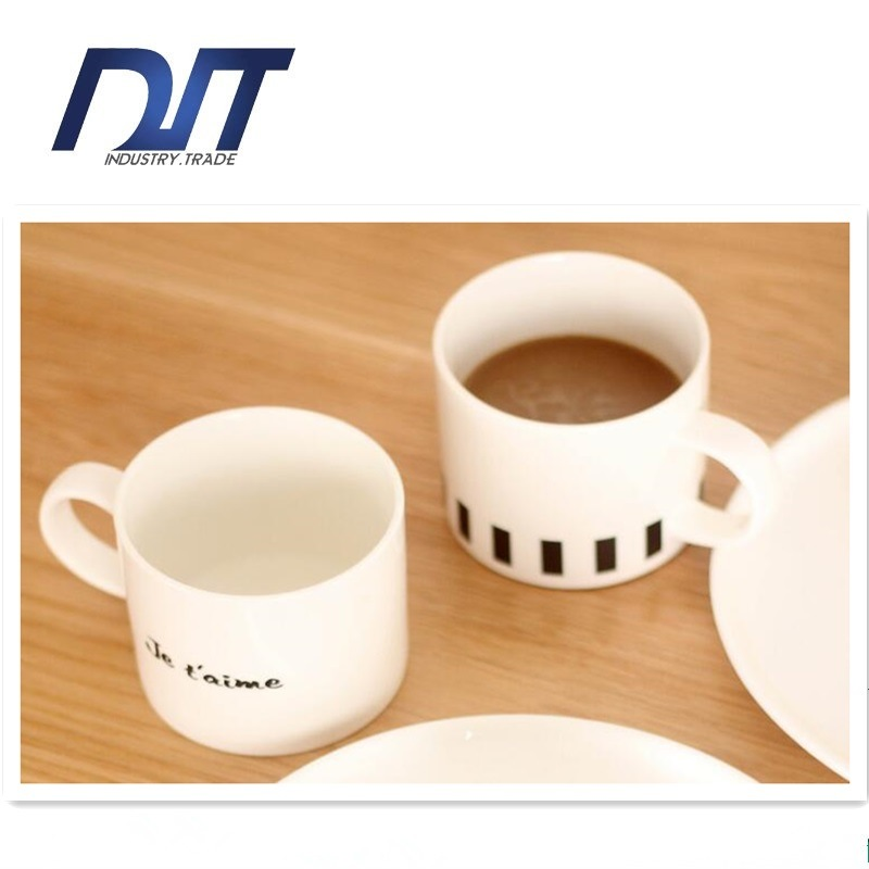 Korea Home Office Couple Drinking Cups Factory Direct Promotion Gift