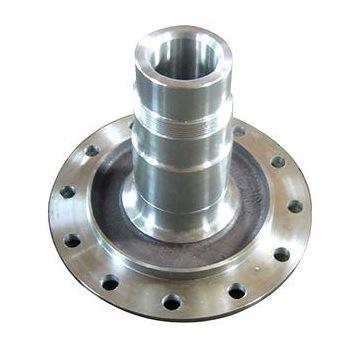 Aluminum Alloy Die Casting Wheel Hub