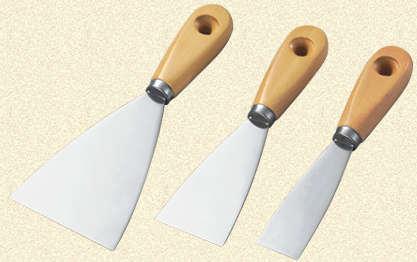 Putty Knife / Scraper (#9105) - 3 PCS Set