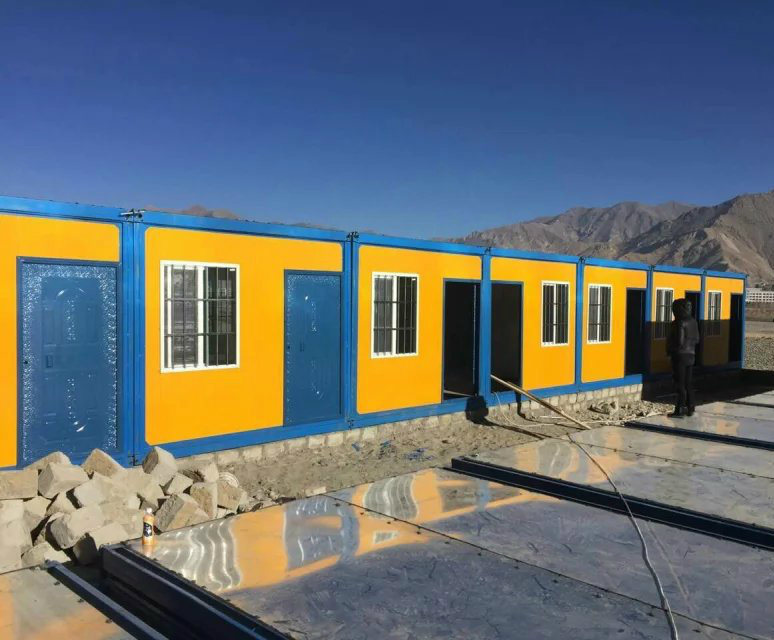 Sandwich Panel Prefabricated Container House