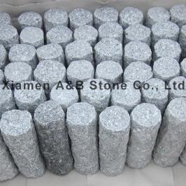 Granite Stone Fence / Stone Pillar