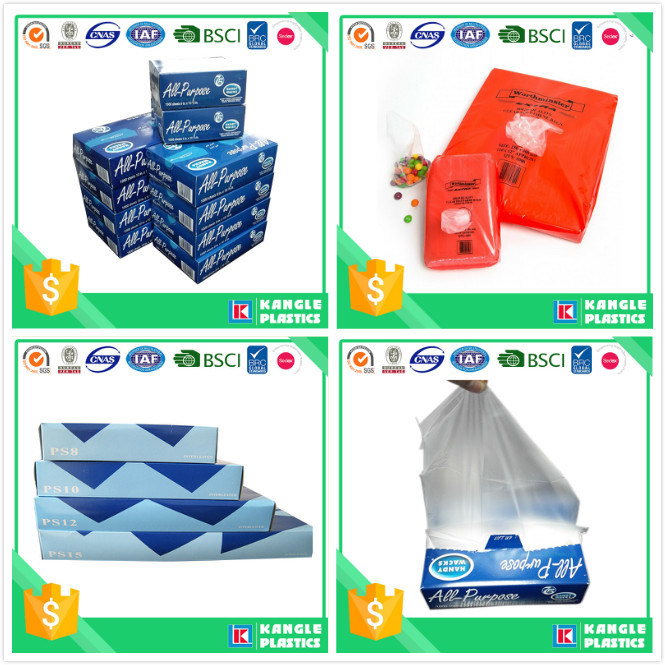 HDPE Interfolded Deli Paper Poly for Food Wrap