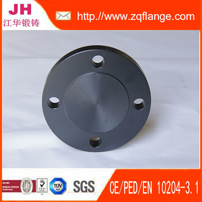 Carbon Steel Flange of Yellow JIS 5k Pl