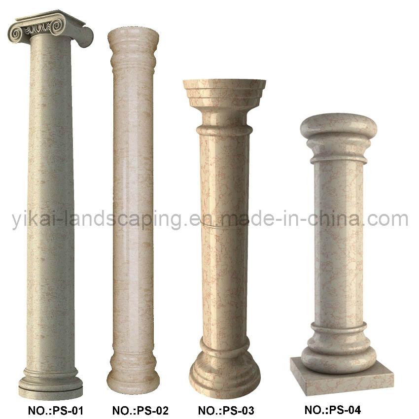 Stone Pillars And Columns : China columns roman column stone pillar