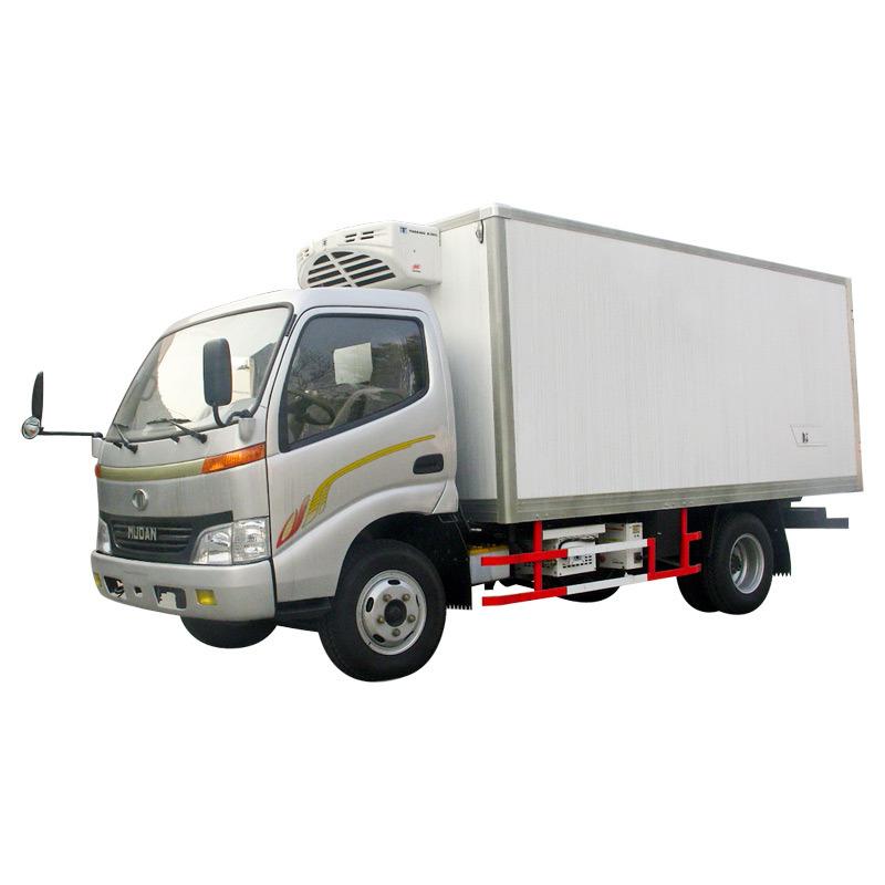 Mudan Refrigeratd Truck (MD1043LCA)