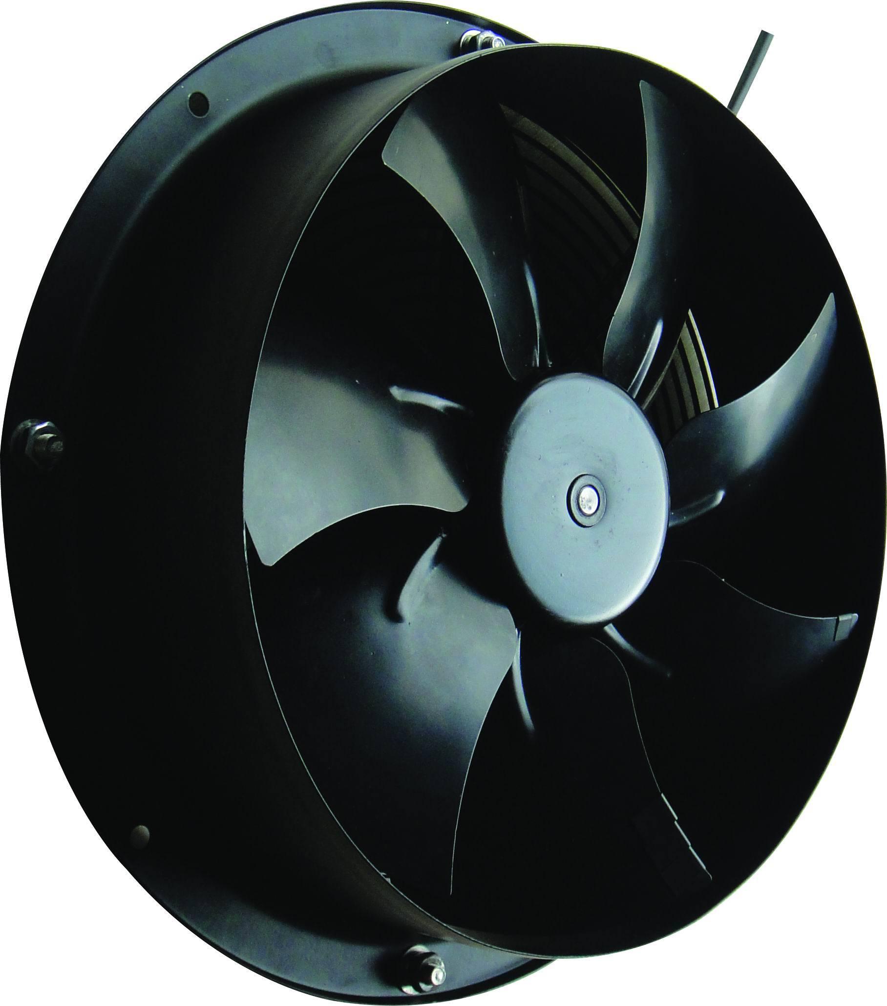 China 365X90mm DC Axial Fan China Axial Fan AC Axial Fan #354C5D