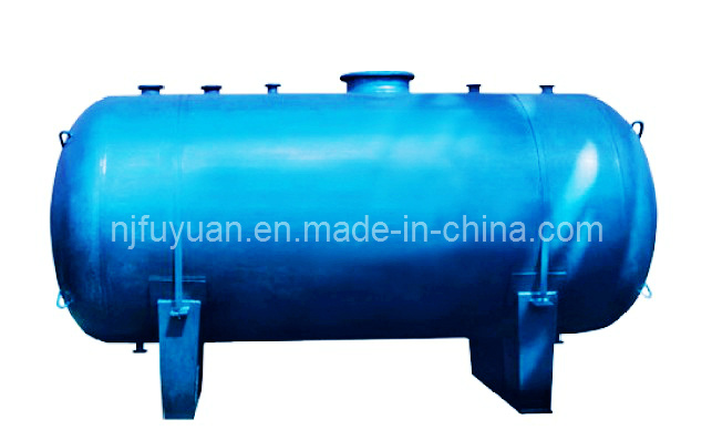 China Professional Supplier of Glass Lined Storage Tank
