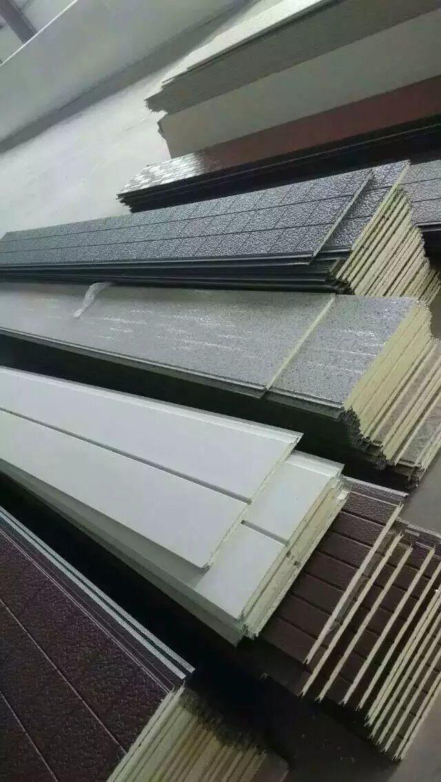Polyurethane Foam Sandwich Panels