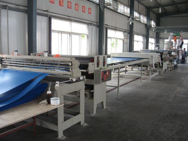 PP Hollow Board Machine