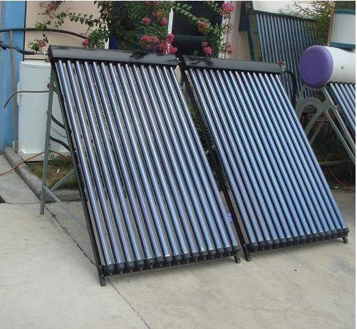 Anti-Freezing Solar Collector for House with CE Certificate
