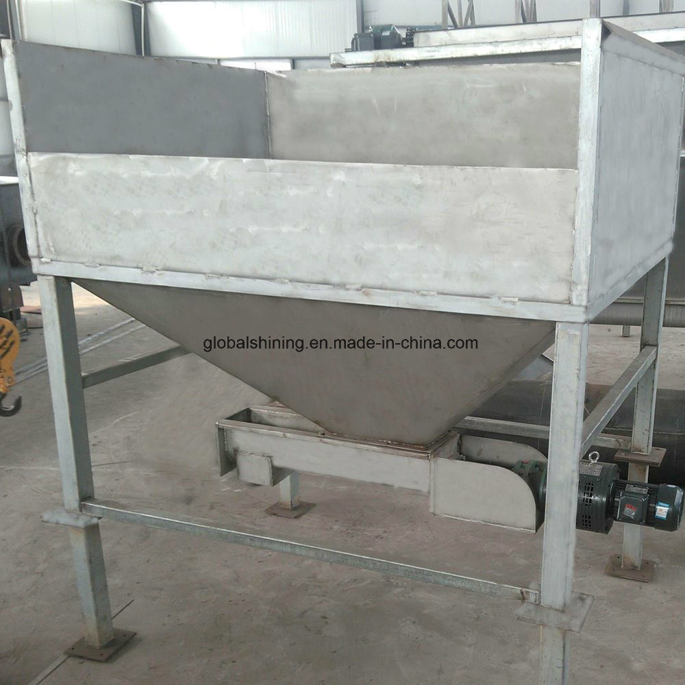 Industrial Iodized Table Refined Salt Harvesting Machine with ISO9001