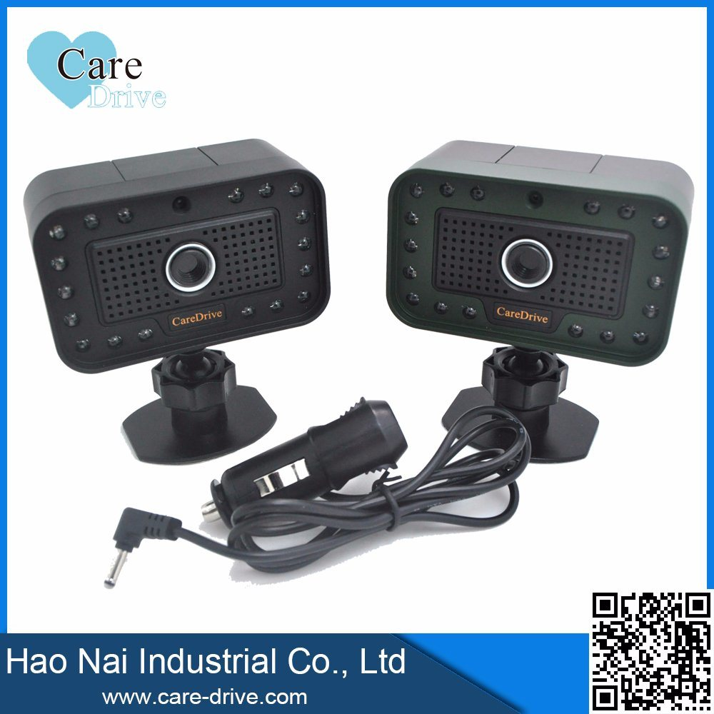 Driver Anti Sleep Alarm System Output Signals for Vehicle Fleet Management