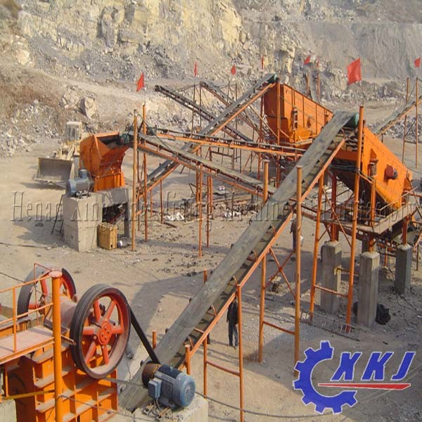 Stone Production Line Stone Crusher Stone and Limestone Crusher