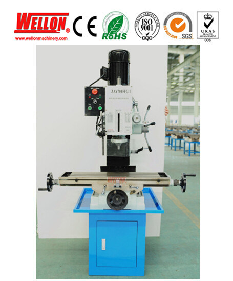 Bench Type Drilling & Milling Machine (Milling Drilling machine ZAY7032FG/1 ZAY7040FG/1 ZAY7045FG/1)