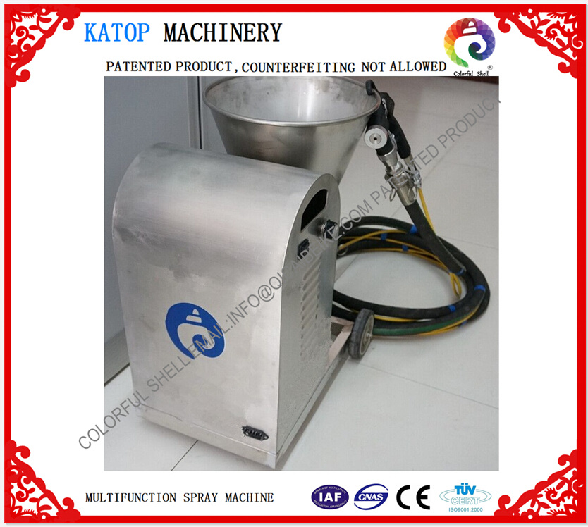 High Quality Competitive Price for Cement Mortar Putty Spray Machine