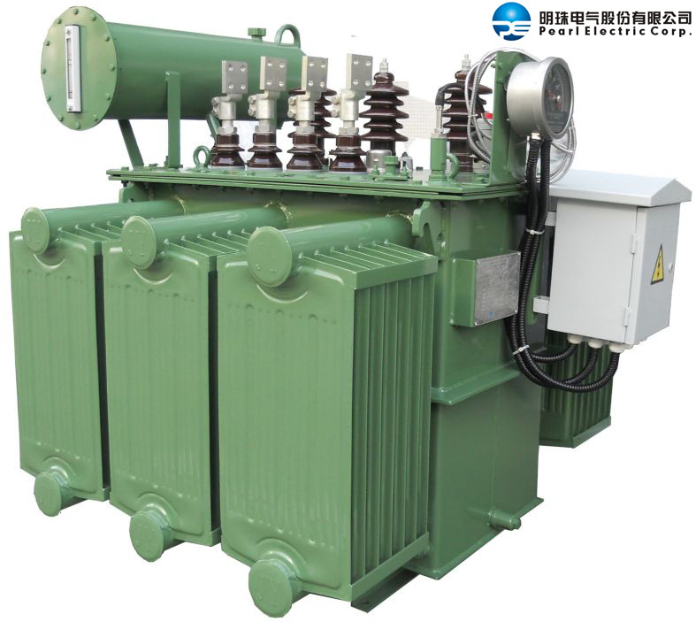 Three-Phase Two-Winding Distribution Transformer Oil-Immersed Distribution Transformer