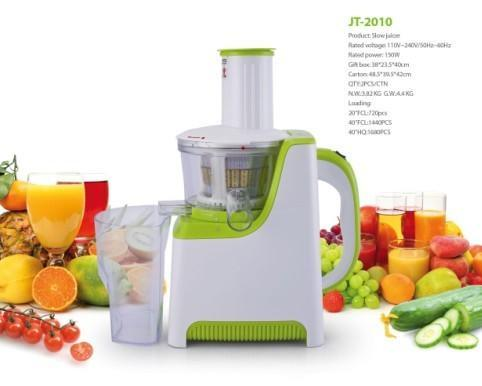 Low Noise Electric Slow Juicer JT-2010