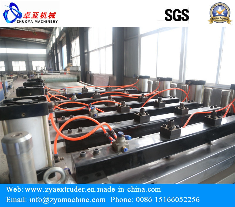 PVC Plastic Sheet Extruder/WPC Plastic Panel Extrusion Machine