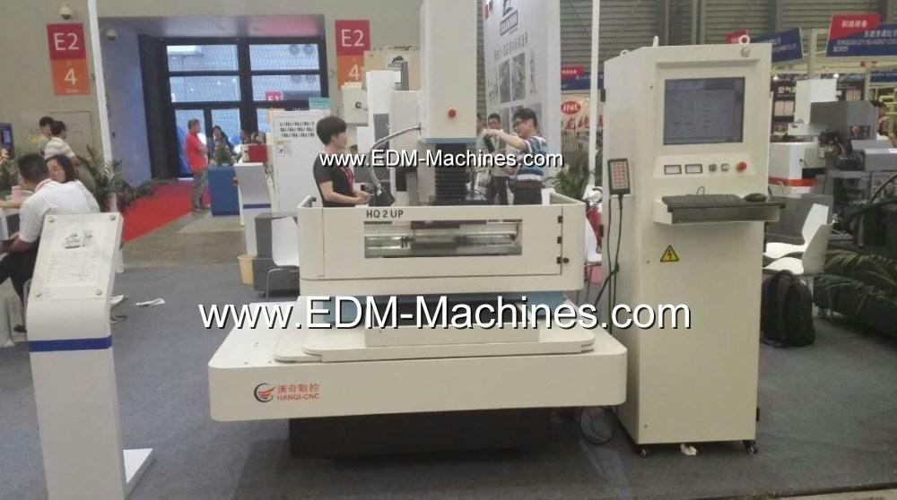 Orginal Agiecharmilles High Performance Wire Cut Machine 2up