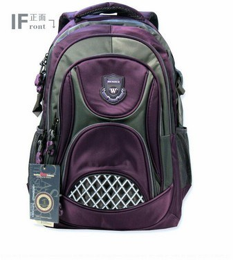 2012 School Bags for Teenage Girls, Fashion and Youthful Item (HS-22)