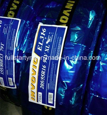 Invovic Semi-Steel Car Tyre, EL316 185/70r13, 175/70r13, 165/80r13, 215/65r16 High Quality Car Tyre and PCR Tyre