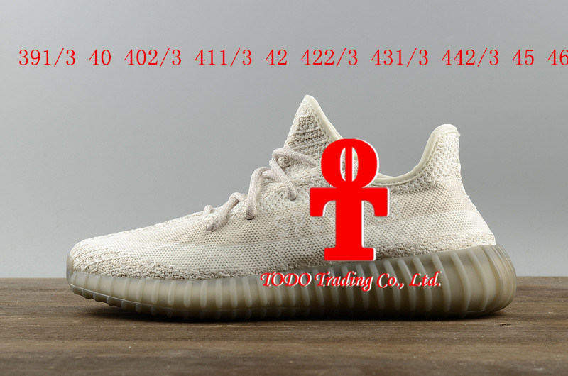 Footwear Sneakers Addas Yeezy Boost 350V2 Real Boost Core Black Red Running Shoes Size 36-46