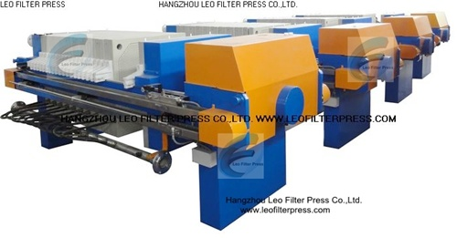 Leo Filter Press Automatic Membrane Filter Press