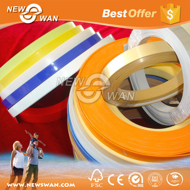 PVC Edge Banding for Furniture Tables