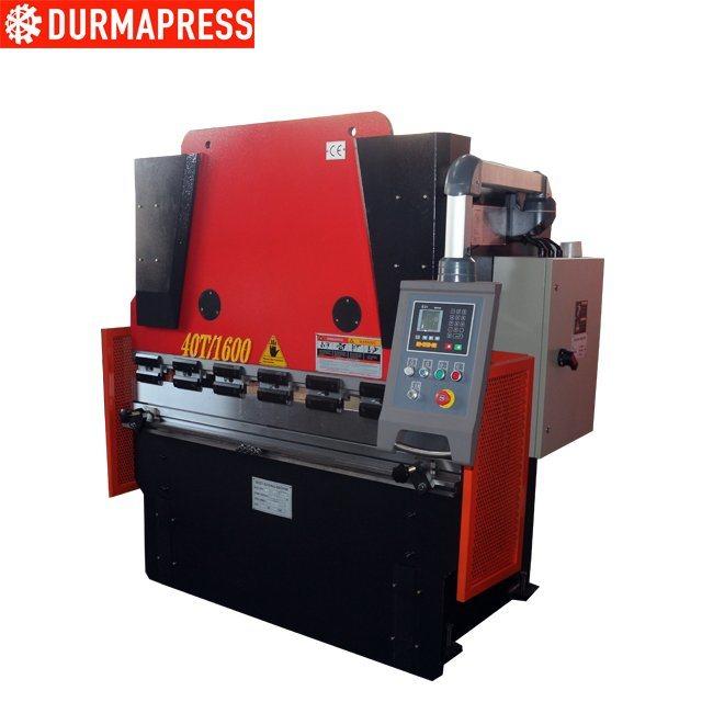 40t1600 Bending Machine with Press Brake