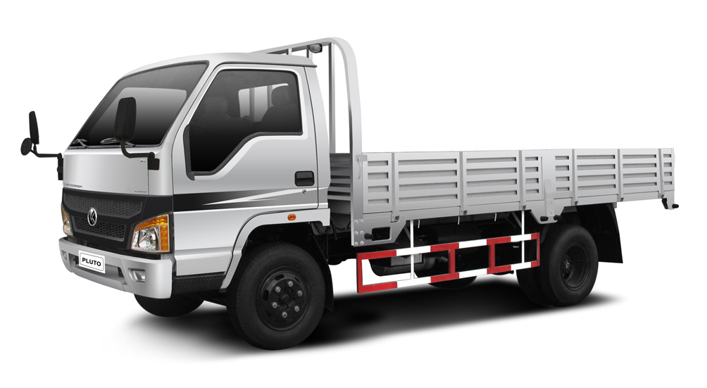 Kingstar Pluto B1 3 Ton Diesel Single Cab Truck, Truck, Cargo Truck, Automobile