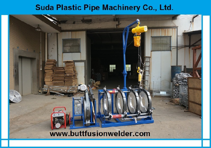Sud500h Butt Fusion Weld Machine