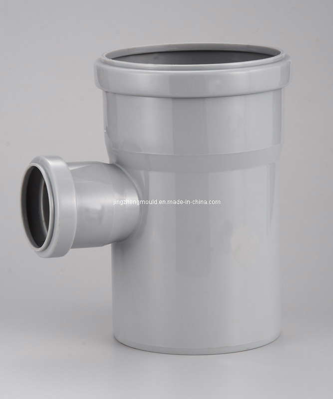 PP Collapsible Fitting 110*75mm Tee Mold