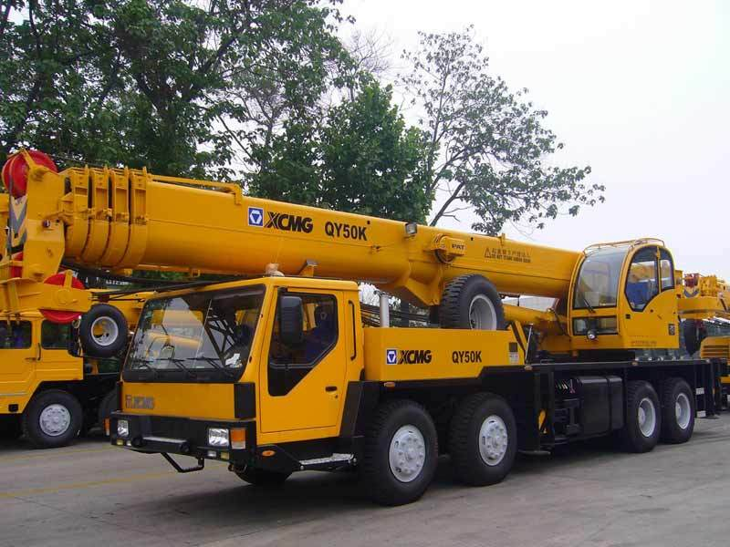 Mobile crane 50 ton specification : China ton xcmg truck crane qy k photos pictures