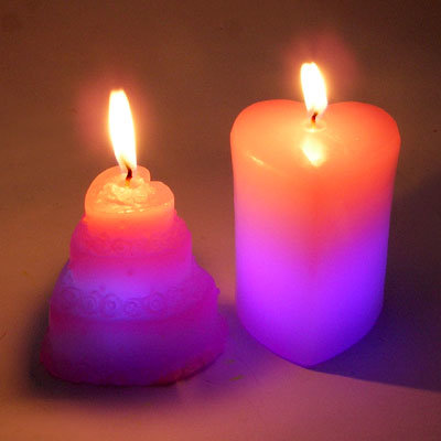 china color changing candle with wick c 2 china color