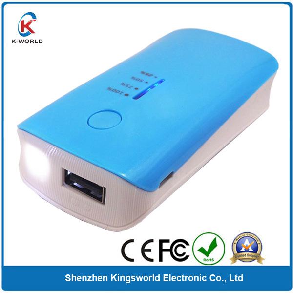 OEM 10000mAh USB Power Bank Battery for iPhone iPod iPad Mobile Phone