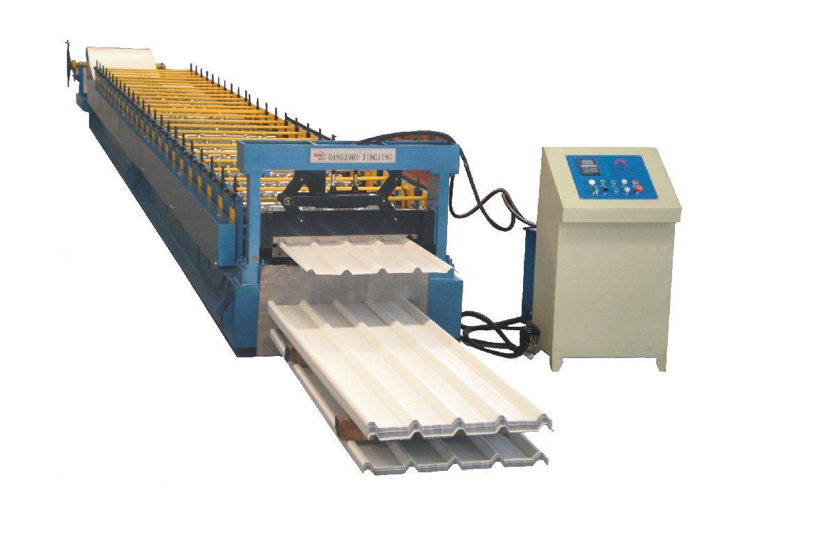 roll forming roofing machine