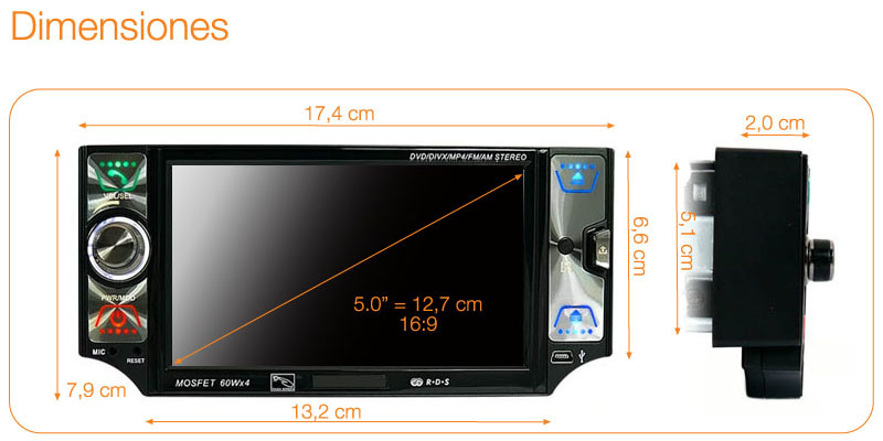 Amazing car stereo with detachable android tablet, capacitive touch