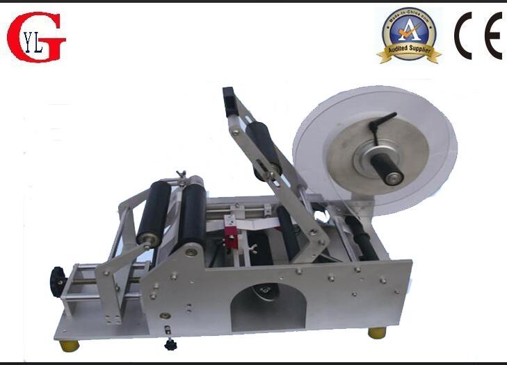 Semi-Automatic Manual Round Bottle Labeling Machine