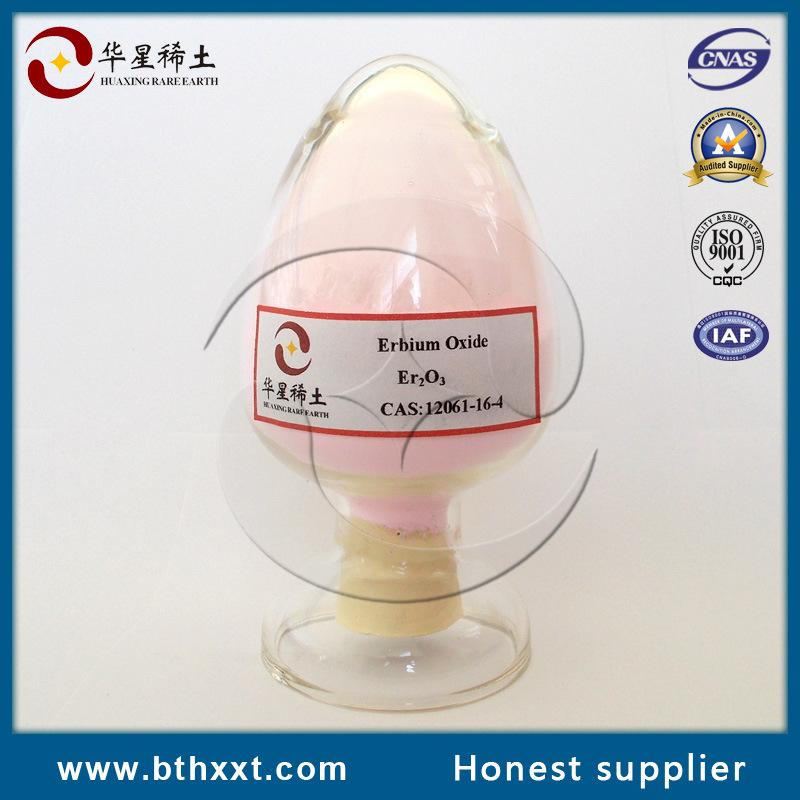 CNAS Pass White Powder Erbium Oxide 1