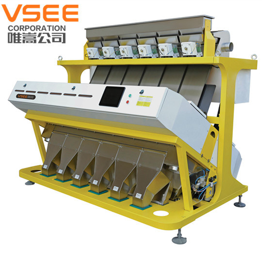 Vsee Color Sorter for Coffee Bean in Colombia