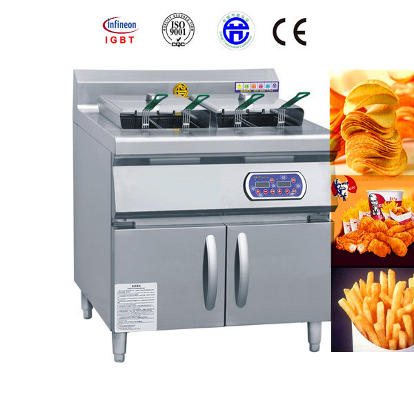 China electric induction pasta cooker for hotel and for Q kitchen pasta buffet