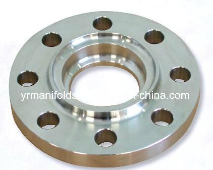Manifolds, Booster Set, Slip on Flange AISI 304 304L 316 316L Carbon Steel