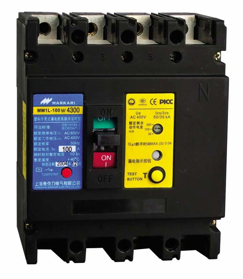 earth leakage circuit breaker Working principle of elcb and rcb: an earth leakage circuit breaker (elcb) is a device used to directly detect currents leaking to earth from an installation and cut the power and mainly used in tt earthing systems.