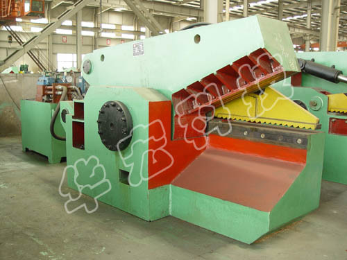 Hydraulic Scrap Steel Shear Machine