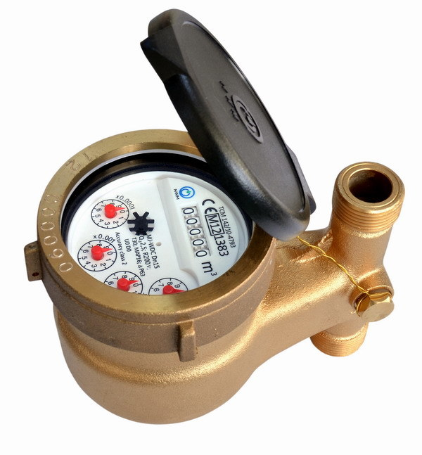 Multi Jet Dry Type Water Meter (MJ-LFC-2)