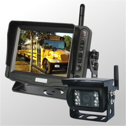 Yada Digital Wireless Back Up Camera - Installation Guide -